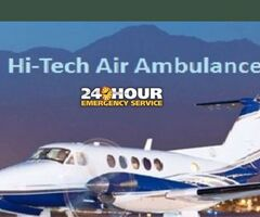 The Leading & Impeccable Air Ambulance Service in Allahabad with Salutary Care by Medivic